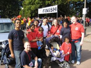 AIDS Walk Pic