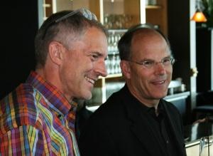 John Holt and Steve Anenen