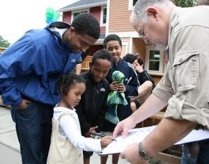 Habitat Signing