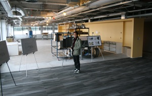 cobalt new headquarters breakroom