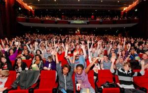 Cobalt Audience at Cinerama