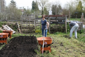 Tending the Giving Garden for Solid Ground